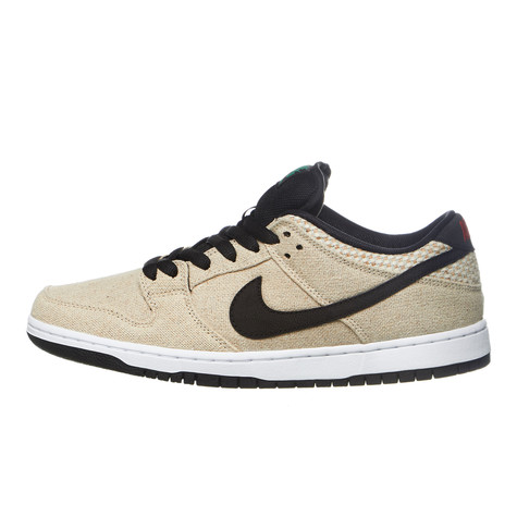 02f2acd4d419 Nike SB - Dunk Low Premium »Raw Pack« (Bamboo   Black   White)