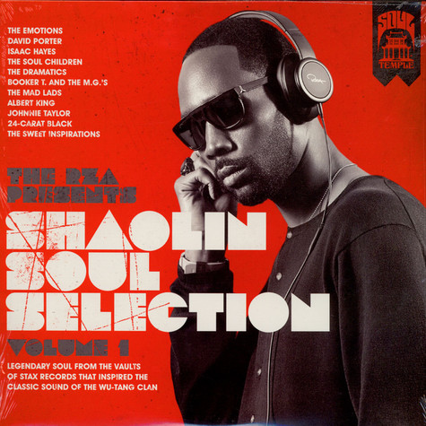 RZA Presents Various - Shaolin Soul Selection Volume 1