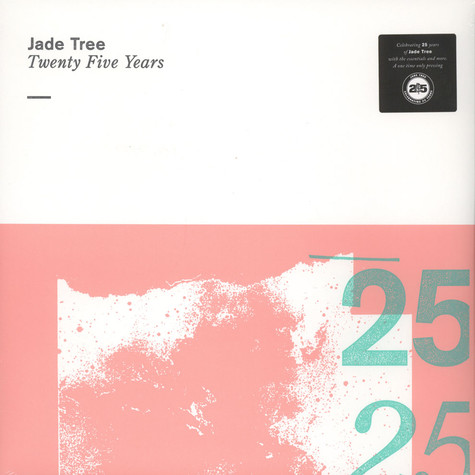 V.A. - Jade Tree: Twenty Five Years
