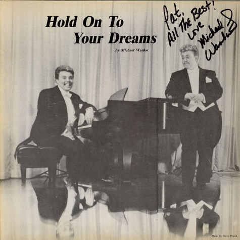 Michael Wanko - Hold On Your Dreams