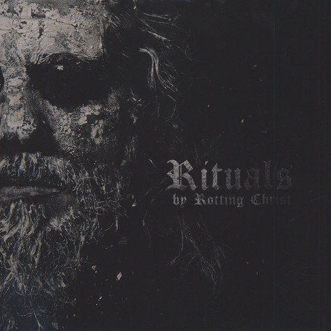 Rotting Christ - Rituals Clear Vinyl Edition