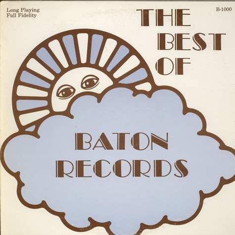V.A. - The Best Of Banton Records