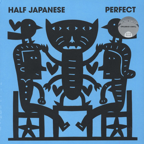 Half Japanese - Perfect Colored Vinyl Edition