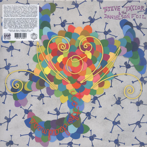 Steve Taylor & The Danielson Foil - Wow To The Deadness