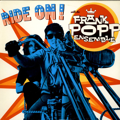 The Frank Popp Ensemble - Ride On! With The Frank Popp Ensemble
