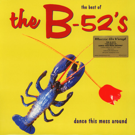 B-52's, The - Dance This Mess Around Red Vinyl Edition