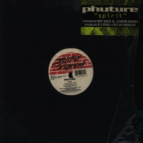 Phuture - Spirit