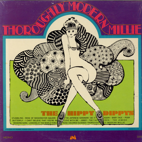 Hippy Dippys, The - Thoroughly Modern Millie