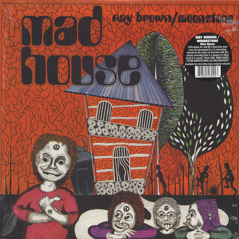 Ray Brown / Moonstone - Mad House