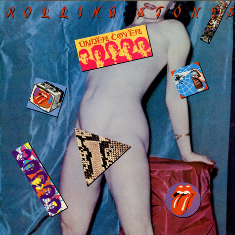 Rolling Stones, The - Undercover