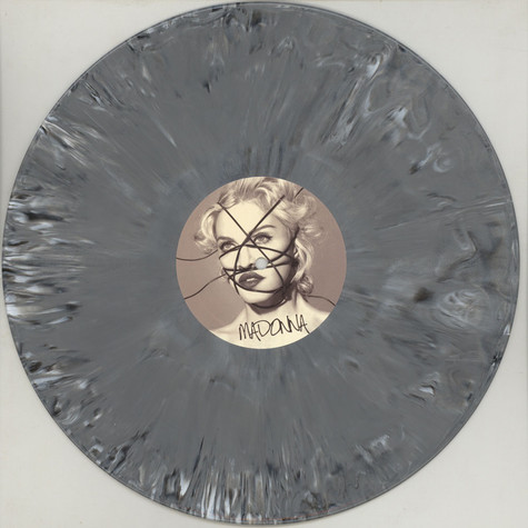 Madonna - Living For Love Grey Vinyl Edition