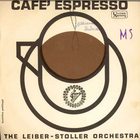 Leiber-Stoller Orchestra, The - Cafe' Espresso