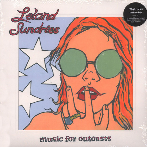 Leland Sundries - Music For Outcasts