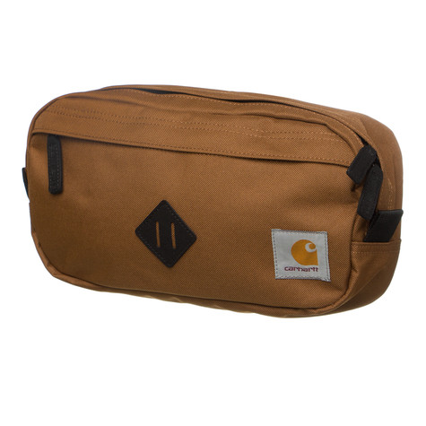 92d6e73b5ba Carhartt WIP - Johnston Bag (Hamilton Brown) | HHV