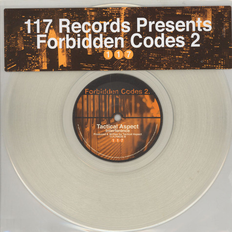 DJ Future & Eric Electric / Tactical Aspect - Forbidden Codes 2