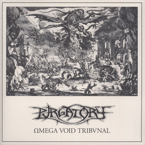 Purgatory - Omega Void Tribvnal