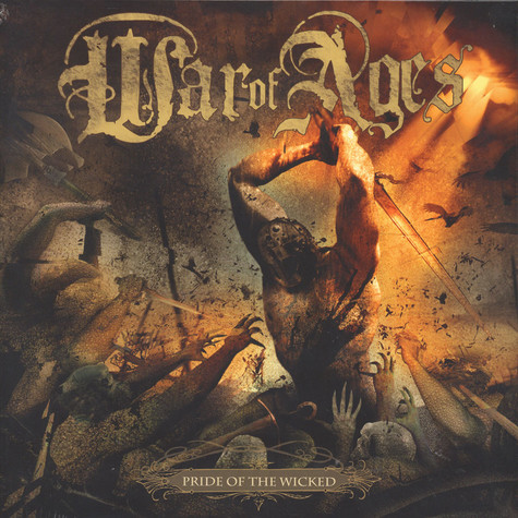 War Of Ages - Pride Of The Wicked