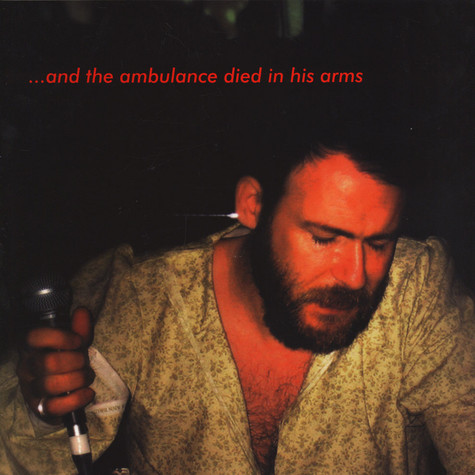 Coil - And The Ambulance Died In His Arms Pink Vinyl Edition