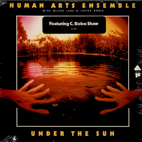 The Human Arts Ensemble With Oliver Lake & Lester Bowie - Under The Sun
