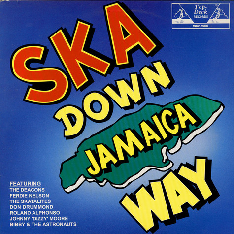 V.A. - Ska Down Jamaica Way