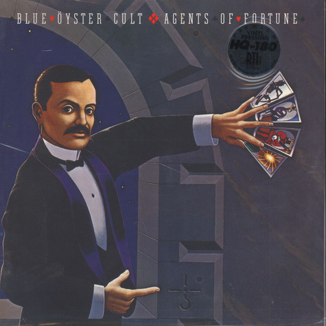 Blue Oyster Cult - Agents Of Fortune - 40th Anniversary Edition