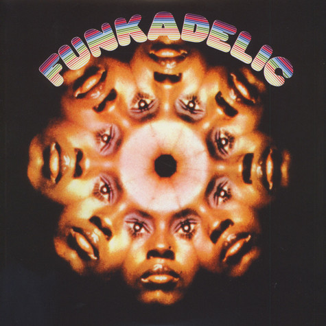 Funkadelic - Funkadelic Colored Vinyl Edition