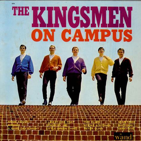 Kingsmen, The - On Campus