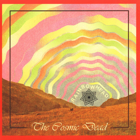 Cosmic Dead, The - Rainbowhead Coke Bottle Clear Vinyl Edition