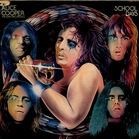 Alice Cooper - School Days - The Early Recordings