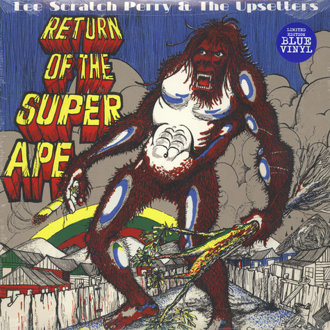Lee Perry & the Upsetters - Return Of The Super Ape