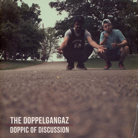 The Doppelgangaz - Doppic Of Discussion