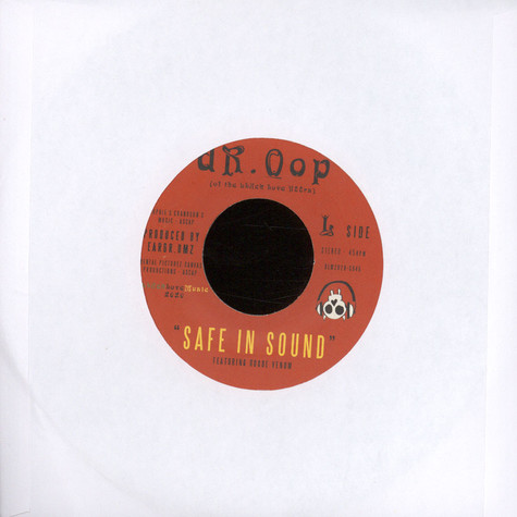 Dr.Oop - Circle City Classic / Safe in Sound Feat. Roque venom