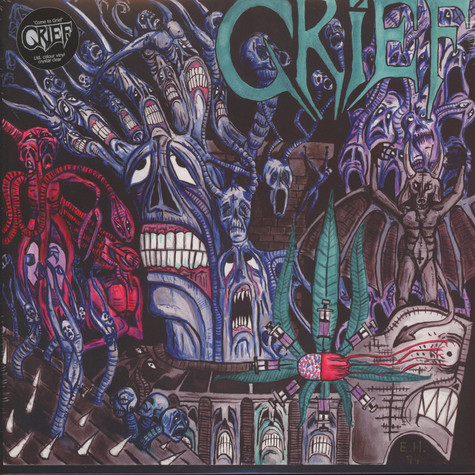 Grief - Come To Grief Colored Vinyl Edition