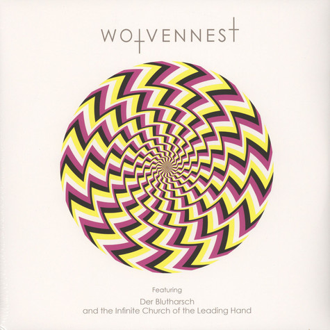 Wolvennest - WLVNNST Feat. Der Blutharsch & The Infinite Church Of The Leading Hand