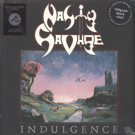 Nasty Savage - Indulgence / Abstract Reality