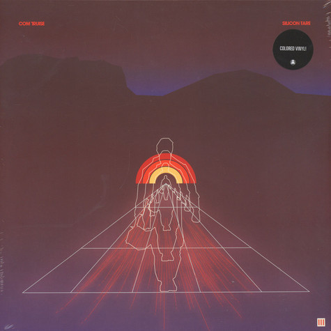 Com Truise - Silicon Tare Colored Vinyl Edition