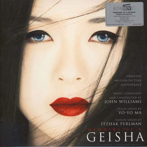 John Williams - OST Memoirs Of A Geisha