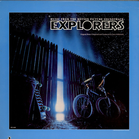 Jerry Goldsmith - OST Explorers