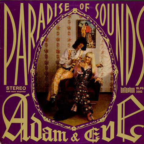 Adam & Eve - Paradise Of Sounds