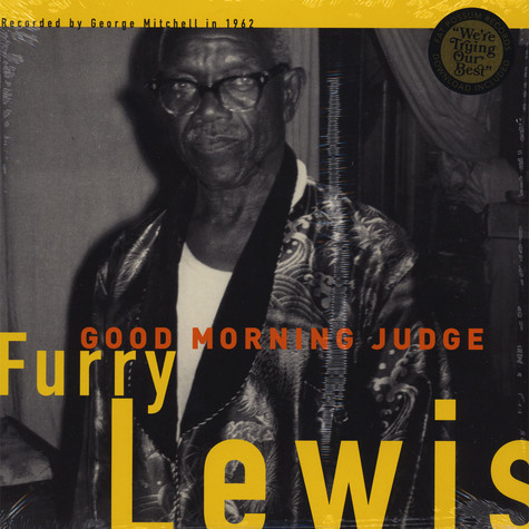 Furry Lewis - Good Morning Jungle