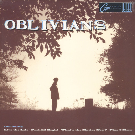 Oblivians - Play Nine Songs With Mr. Quintron
