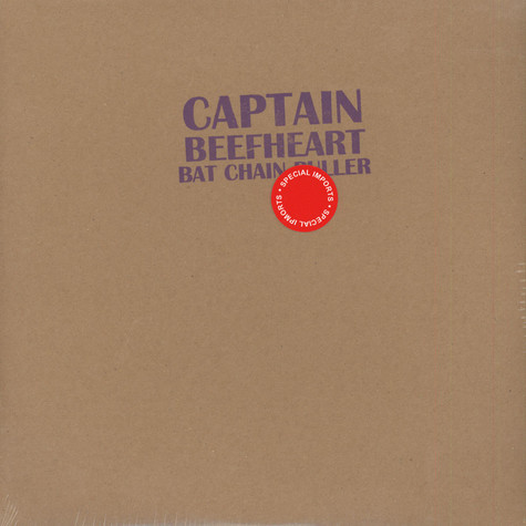Captain Beefheart - Bat Chain Puller