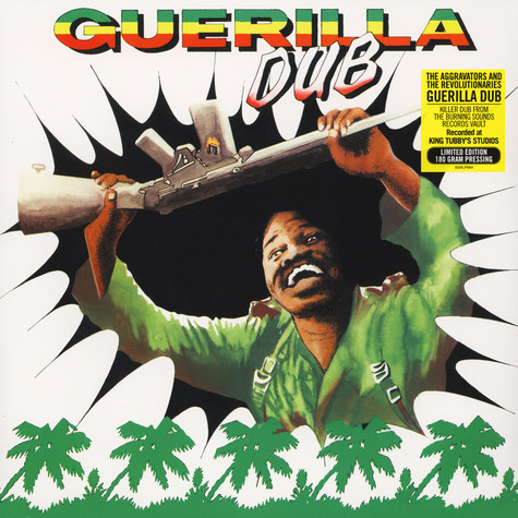 Aggrovators & Revolutionaries - Guerrilla Dub