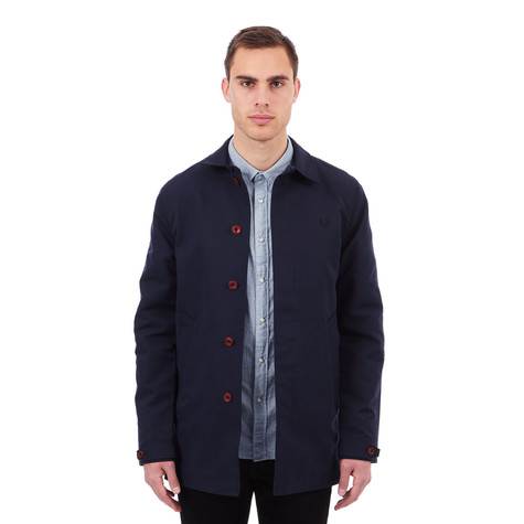 Fred Perry - Bonded Caban Mac Jacket