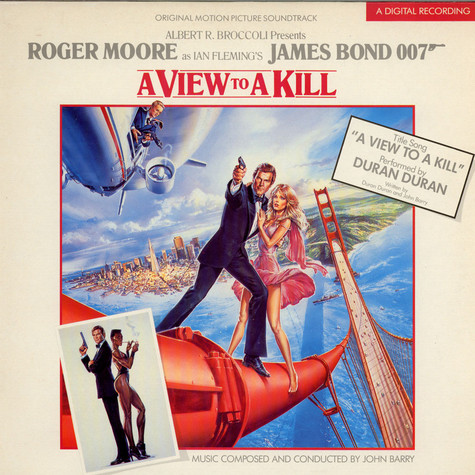 John Barry - OST A View To A Kill