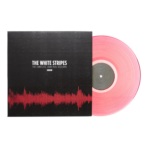 White Stripes, The - The Complete John Peel Sessions: BBC Red & White Vinyl Edition
