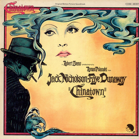 Jerry Goldsmith - OST Chinatown