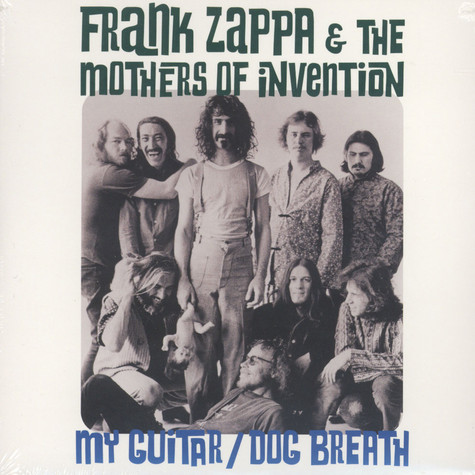 Frank Zappa - My Guitar / Dog Breath