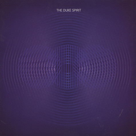 Duke Spirit, The - Blue & Yellow Light / Here Comes The Vapour - Remix EP