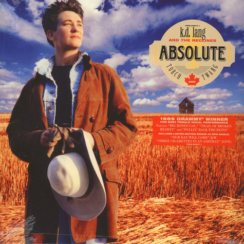 K.D. Lang & The Reclines - Absolute Torch and Twang
